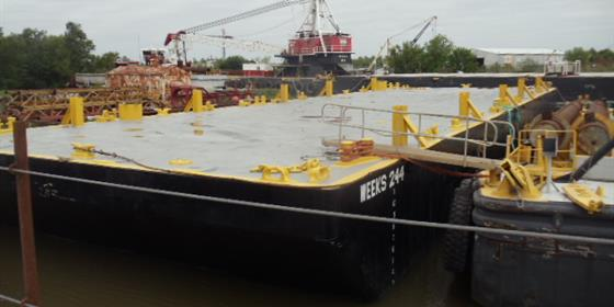 Barge 244
