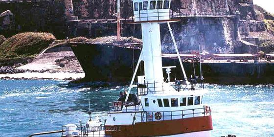 Alexandra Towing Vessel
