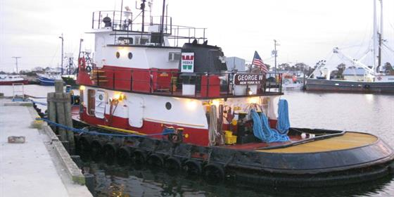 George-W---Towing-Vessel