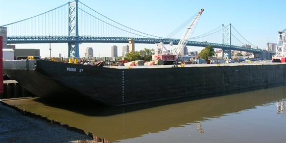 ABS Classed Ocean Barges