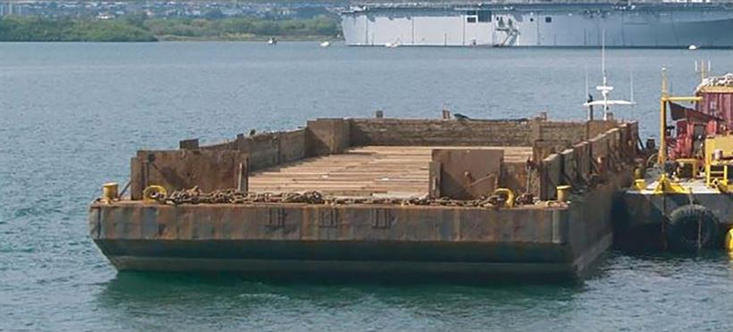 Equipment For Sale Details W190 190 X 54 X 11' Deck Barge