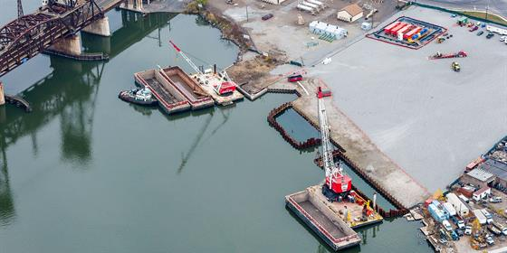 Environmental Dredging And Capping