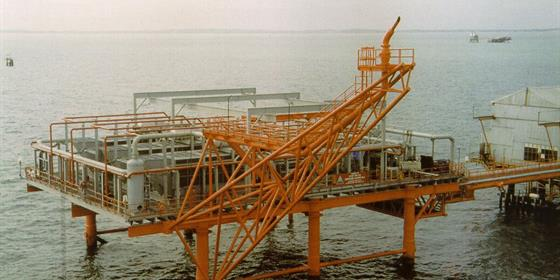 Projects Offshore Platform - Gas Compression